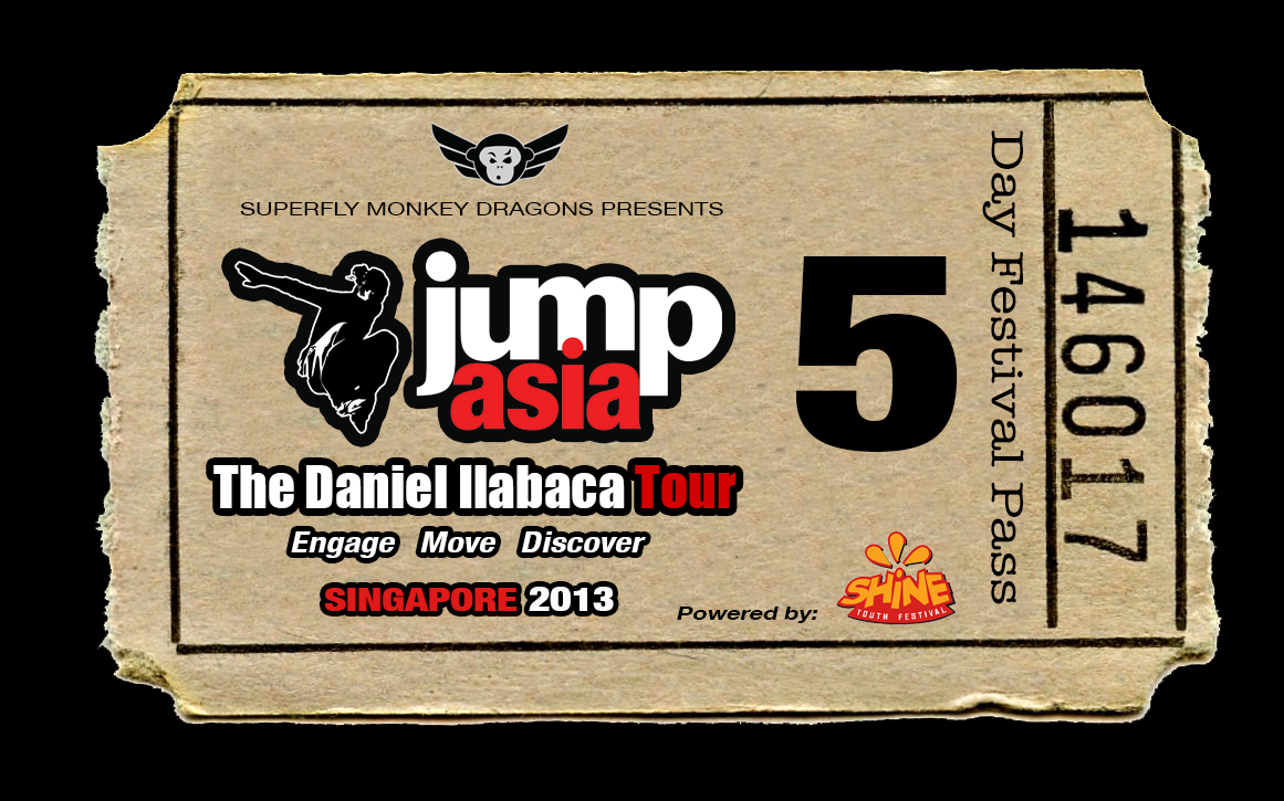 Jump Asia Festival Pass